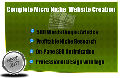 AdSense Approved SEO Optimized Niche Website Guaranteed $100 - $500+ Per Month