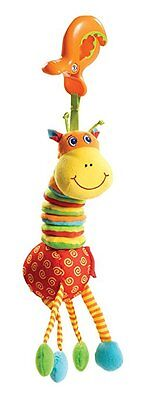Tiny Love Tiny Smarts Jittering Giraffe 0+ Months Baby Rattle Noise Toy