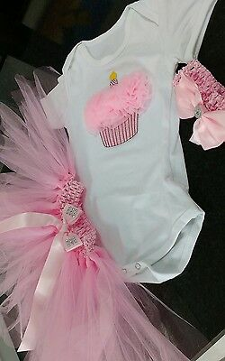 9-12 months girl's 3 piece set