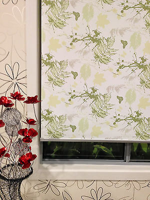 Creative Printed Roller Blinds Custom Made - Lighter Filtering