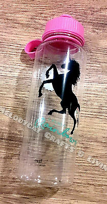 Typo Girl Lady's Drink Bottle 700ml - Unicorn