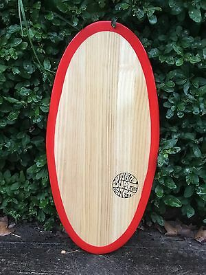 Owen Surfcraft Handmade Belly board Bodyboard Paipo-the Good Egg Paipo