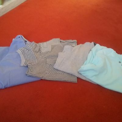 Mens t shirts, Size M, BHS and Peacocks