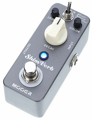 Pedale chitarra Mooer ShimVerb Reverb Nuovo!!!