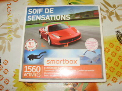 coffret smartbox soif de sensations