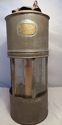 Very Rare Boer War Military Portable Collapsible Travel Lamp T. White Aldershot