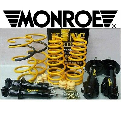 Holden Commodore Vy King Springs & Monroe Gt Sports Lowering Kit