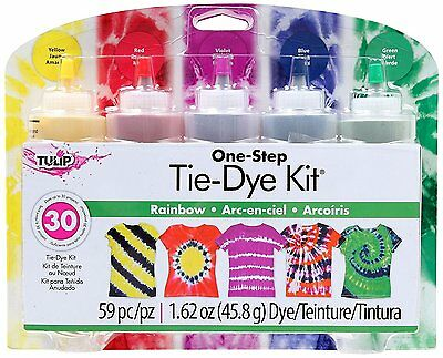 Tulip One-Step Tie-Dye Kit-Rainbow