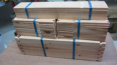 Langstroth Deep Frames - Flat Packed (Per 50) 2Nd Quality