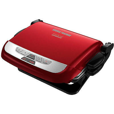 George Foreman Evolve Grill, Waffle Maker, Panini with Removable Plates, GRP484