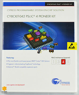 Cypress Semiconductor CY8CKIT-042 PSoC 4 Pioneer Kit