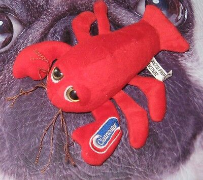 clearwater seafoods small size plush crab lobster