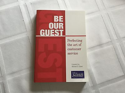 Disney Institute Book - Be Our Guest
