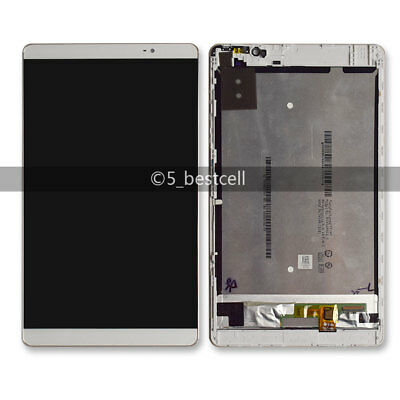 "New 8"" Huawei MediaPad M2-801W Touch digitizer+LCD Display Assembly 1920x1200"