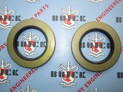 1936-1940 Buick Front Grease Seals. OEM #1317094
