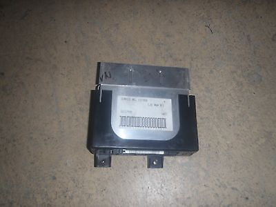 Holden Commodore Vn/vp/vr Manual Gearbox T5 Ecu/v6/computer/awuz/1227808/pfi