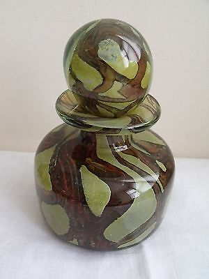 Medina Glass Jar with Stopper