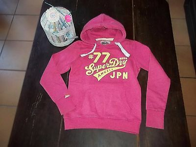 Sweat SUPERDRY T S 14 ans