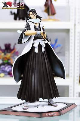 New Model Palace Bleach Kuchiki Byakuy GK Resin Statue Figure Original  Limited