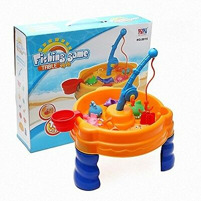 Wishtime Kids Sand And Water Play Table Set Beach Toy Children's Indoor Outdoor