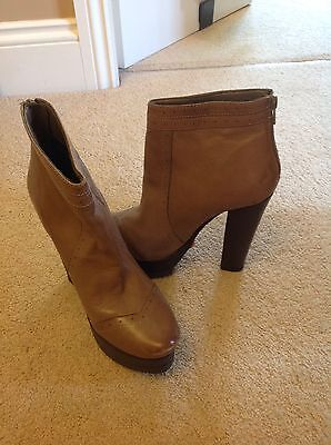 womens faith ankle boots size 5
