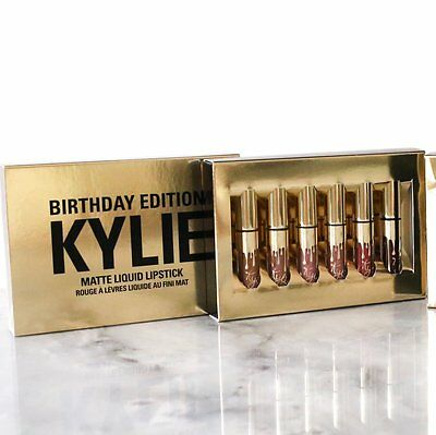 Kylie jenner edition birthday matte liquid  mini 6