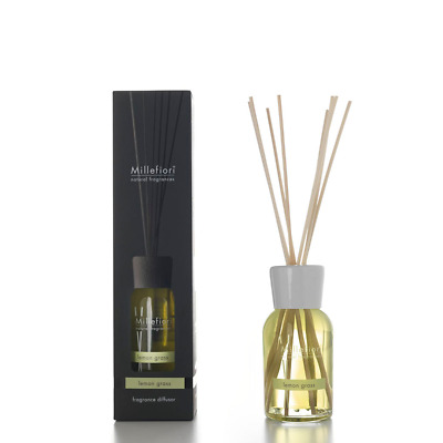 Lemon Grass Millefiori Stick Diffusor Natural Fragrances 100 ml