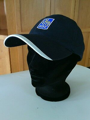 R.B.C. Blue Unisex Baseball Cap Hat Adjustable Outdoor Sports Classic Golf Fit