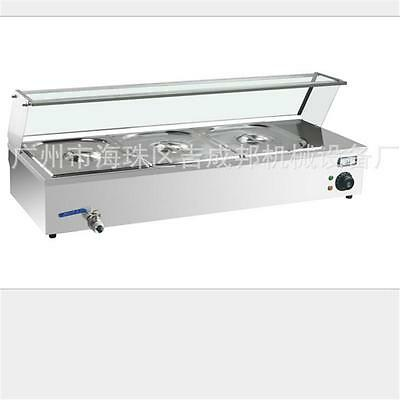 BM-5 Export Version, Stainless Steel Soup Tank Chocolate Melting Furnace Insulat