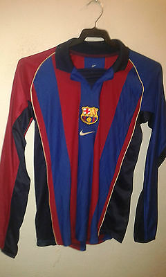 MATCH WORN FC Barcelona C age 20 Camiseta Futbol Football SHirt MESSI PIQUE