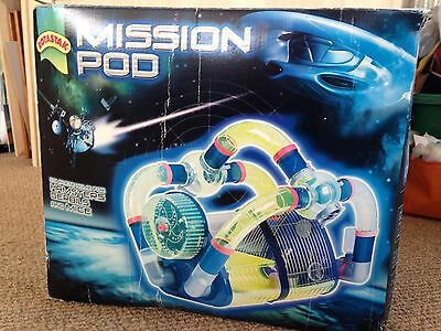 Rotastak Hamster Cage, Mission Pod, Multi Level, Boxed Instructions, Southport