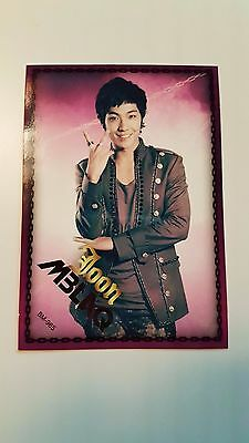 MBLAQ Lee Joon Baby U! Photo Card Japan