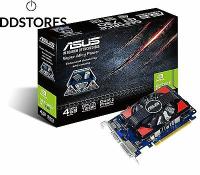 Asus GT730 4GD3 Carte Graphique Nvidia 4 Go DDR3 Active