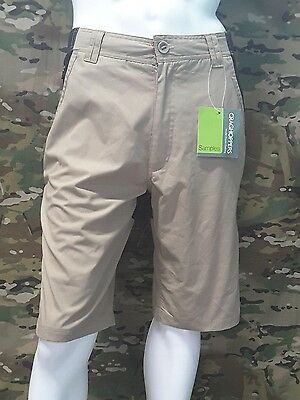 Craghoppers Bear Grylls Mens Outdoor Hiking Camping Survival Shorts UK size 32