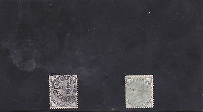 Great Britain 78 and 98 used ( lot 240 )