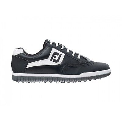 Footjoy AWD Casual Spikeless Waterproof Golf Shoes Sport Black * SIZE 6 M