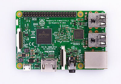 Raspberry Pi 3 KIT officiel
