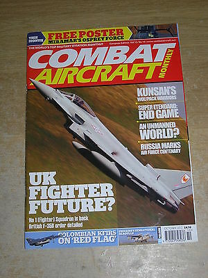 Combat Aircraft Monthly October 2012