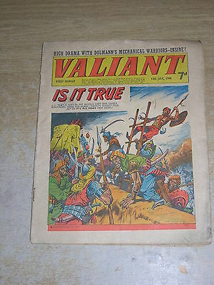 Valiant 13th July 1968
