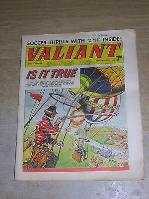 Valiant 12th October 1968