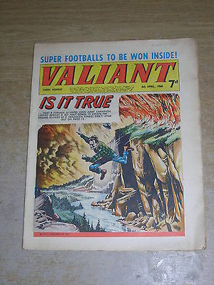 Valiant 6th April 1968