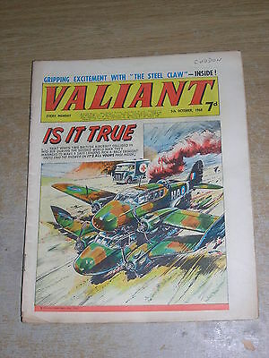 Valiant 5th October 1968