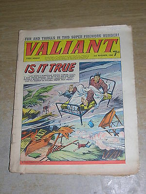 Valiant 2nd November 1968