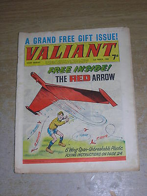 Valiant 2nd March 1968