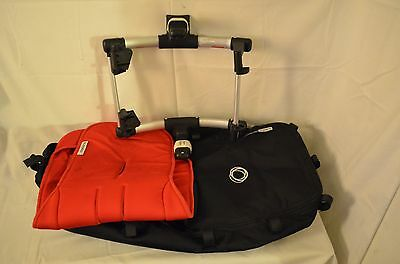 Bugaboo Parts and Accessories Lot Used Childrens Stroller Carrier Good Condition