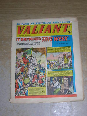 Valiant 14th August 1965