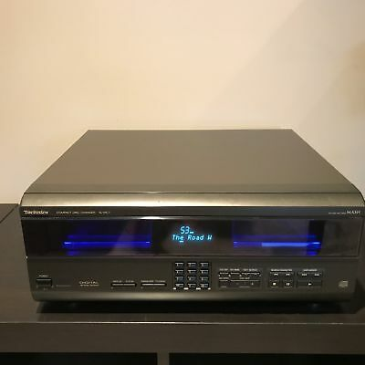 Technics 110 + 1 Multidisc CD Changer - SL-MC7
