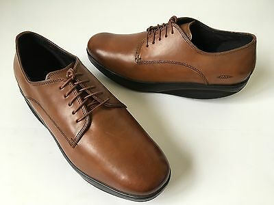 Men's MBT Kabisa Comfort Brown Oxford Shoes 9.5-10M