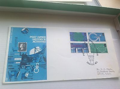 1969 Post office technology SPECIAL  postmark First Day Cover