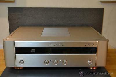 Top Cd Marantz Cd-7 + The Best Tube Dac In The World - Mint Boxed